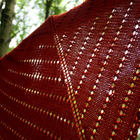 Ambleside by Victoria Magnus: Shawl Kit