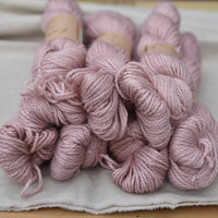 Askham Aran in Rambling Rose (Dyelot 210219)