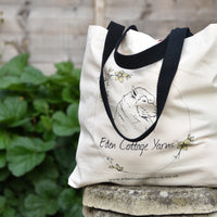 ECY Canvas Tote Bag