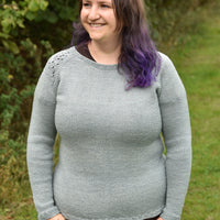 Cloudburst sweater by Dieuwke Schack-Mulligen Add-On kit