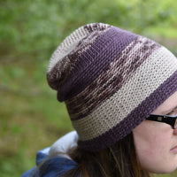 Bothel by Tracey Todhunter: crocheted hat kit