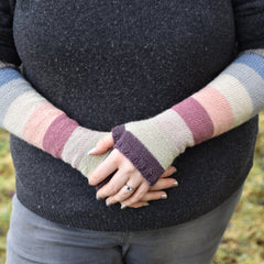 Collingham Mitts by Victoria Magnus: Printed Pattern