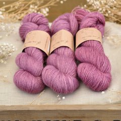 Bowland 4ply in Clematis (Dyelot 230718)