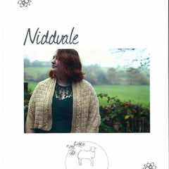 Niddvale by Victoria Magnus: A4 Printed Pattern
