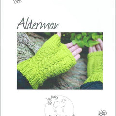Alderman: A4 Printed Pattern