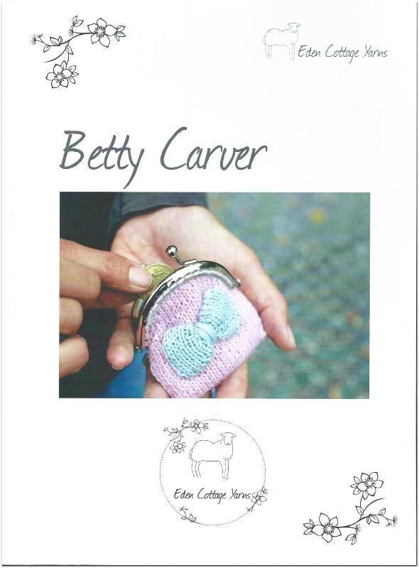Betty Carver: A4 Printed Pattern
