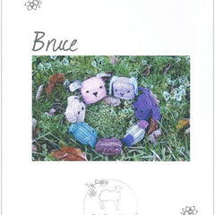 Bruce by Victoria Magnus: A4 Printed Pattern