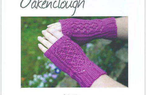 Oakenclough: A4 Printed Pattern