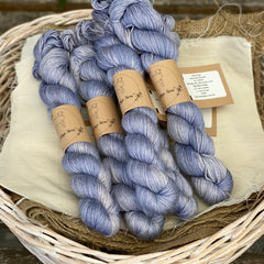 Bedale 4ply in Bluebell (Dyelot 130520)