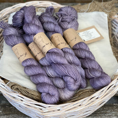 Bedale 4ply in Thunder (Dyelot 130520)