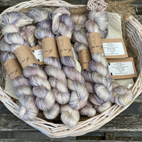 Bedale 4ply in Wild Orchid (Dyelot 130520)