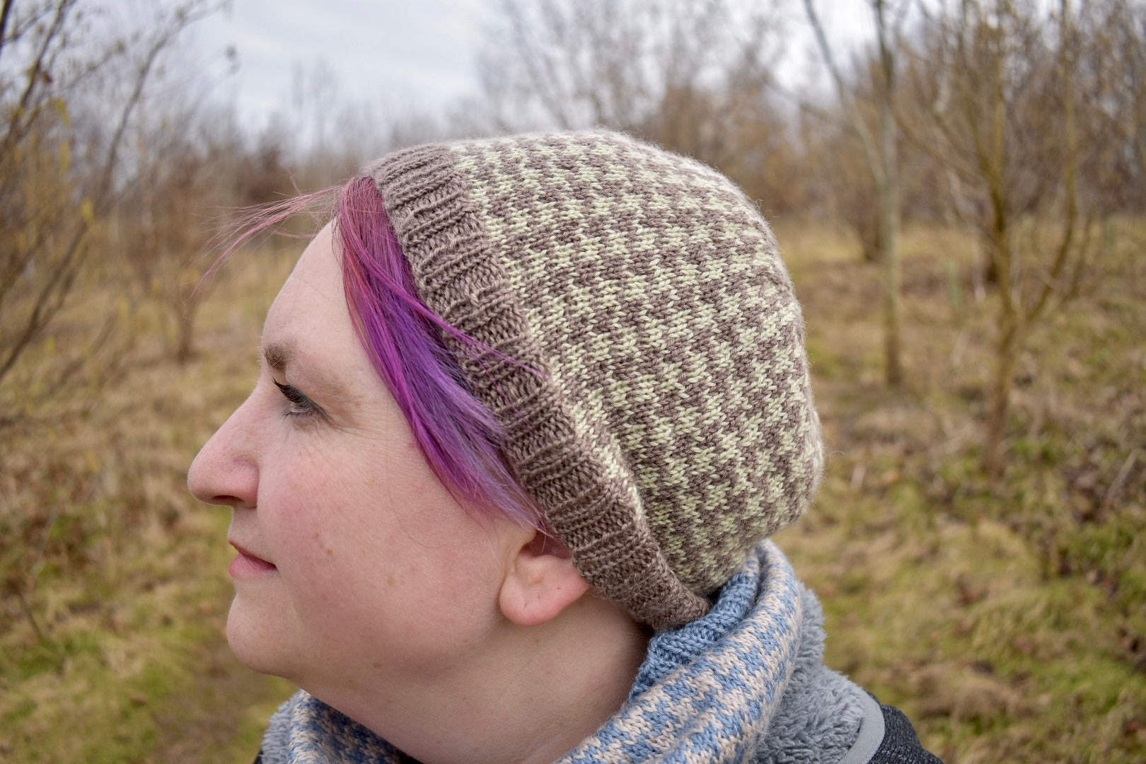 Rokeby Hat by Victoria Magnus in Compost and Thyme