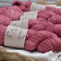 Rosedale 4ply in Red Goosefoot (Dyelot 180420)