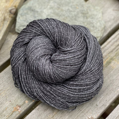 Dark grey yarn