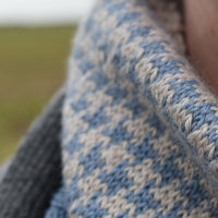 Rokeby Cowl by Victoria Magnus: cowl knitting kit