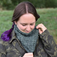 Gatekeeper Cowl by Estelle Hughes: Digital Download