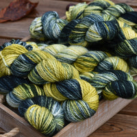 Pendle Chunky in Frog Prince (Dyelot 231019)