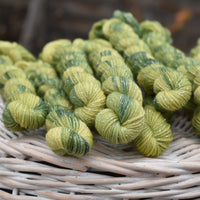 Nateby 4ply Mini Skein in Supernatural (Dyelot 241019)