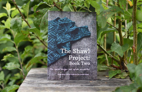 The Shawl Project Book 2 from The Crochet Project