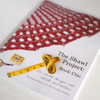 The Shawl Project Book 1 from The Crochet Project