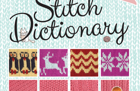 Stitch Dictionary: Digital Download