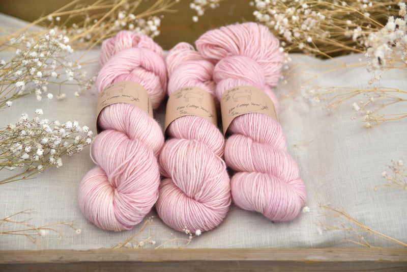 Bowland 4ply in Blossom (Dyelot 230718)