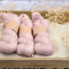 Bowland 4ply in Antique Rose (Dyelot 230718)