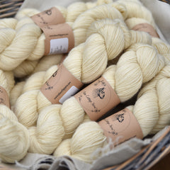 Bowland 4ply in Natural (Dyelot 260419)