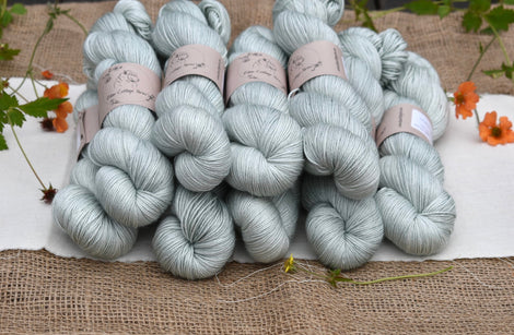 Titus 4ply in Silver Birch (Dyelot 280519)