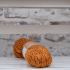 Langdale Superwash Aran in Copper Bucket (Lot 250115)
