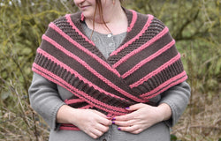 Midwinter Shawl kit