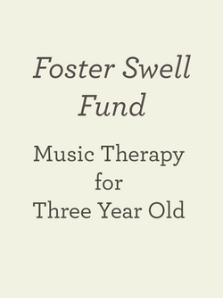 Music Therapy for Three Year Old