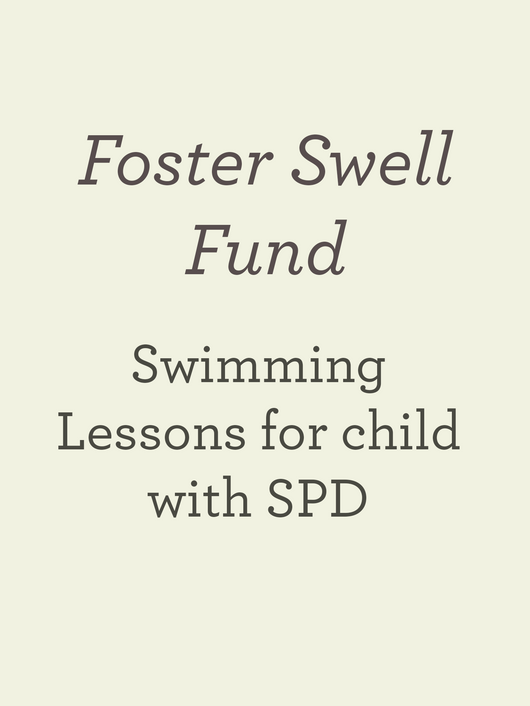 Swimming Lessons for Four Year Old Boy