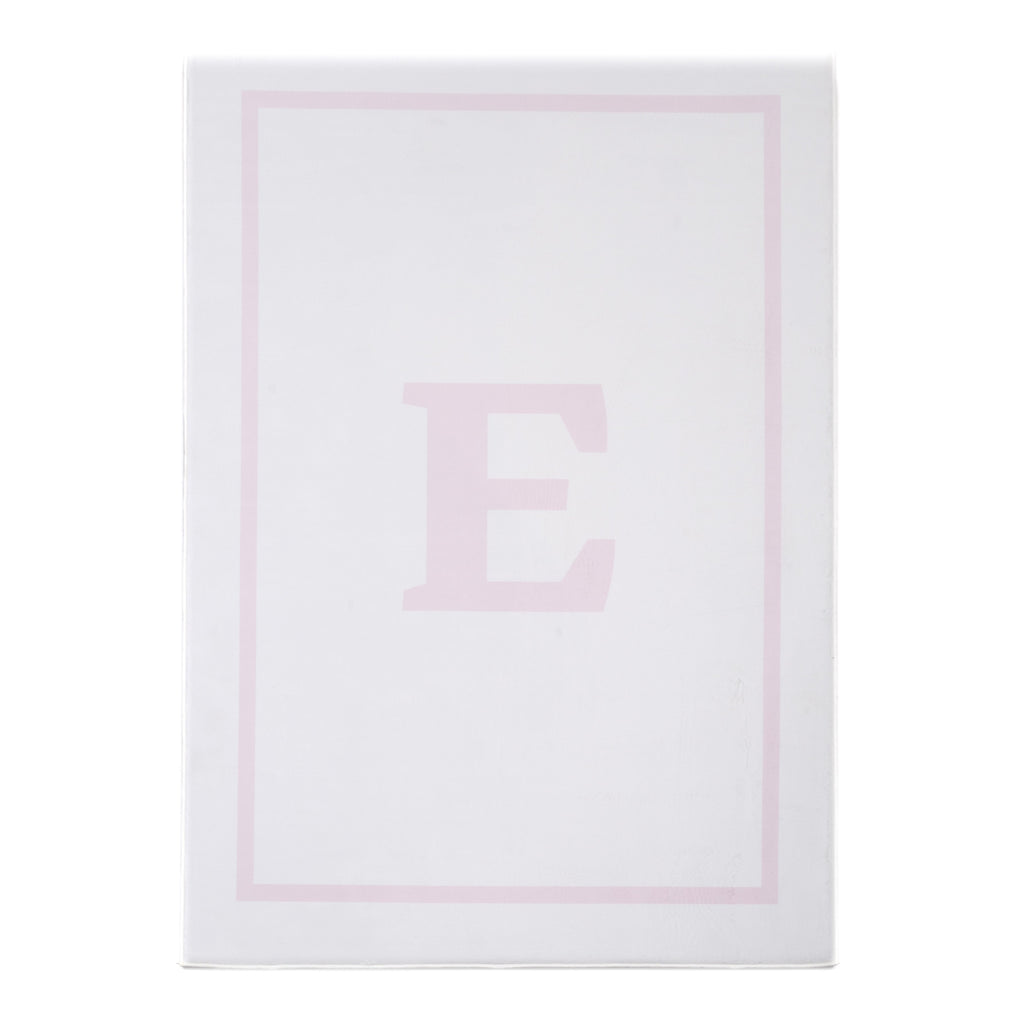Personalised Play Mat- WHITE/PINK