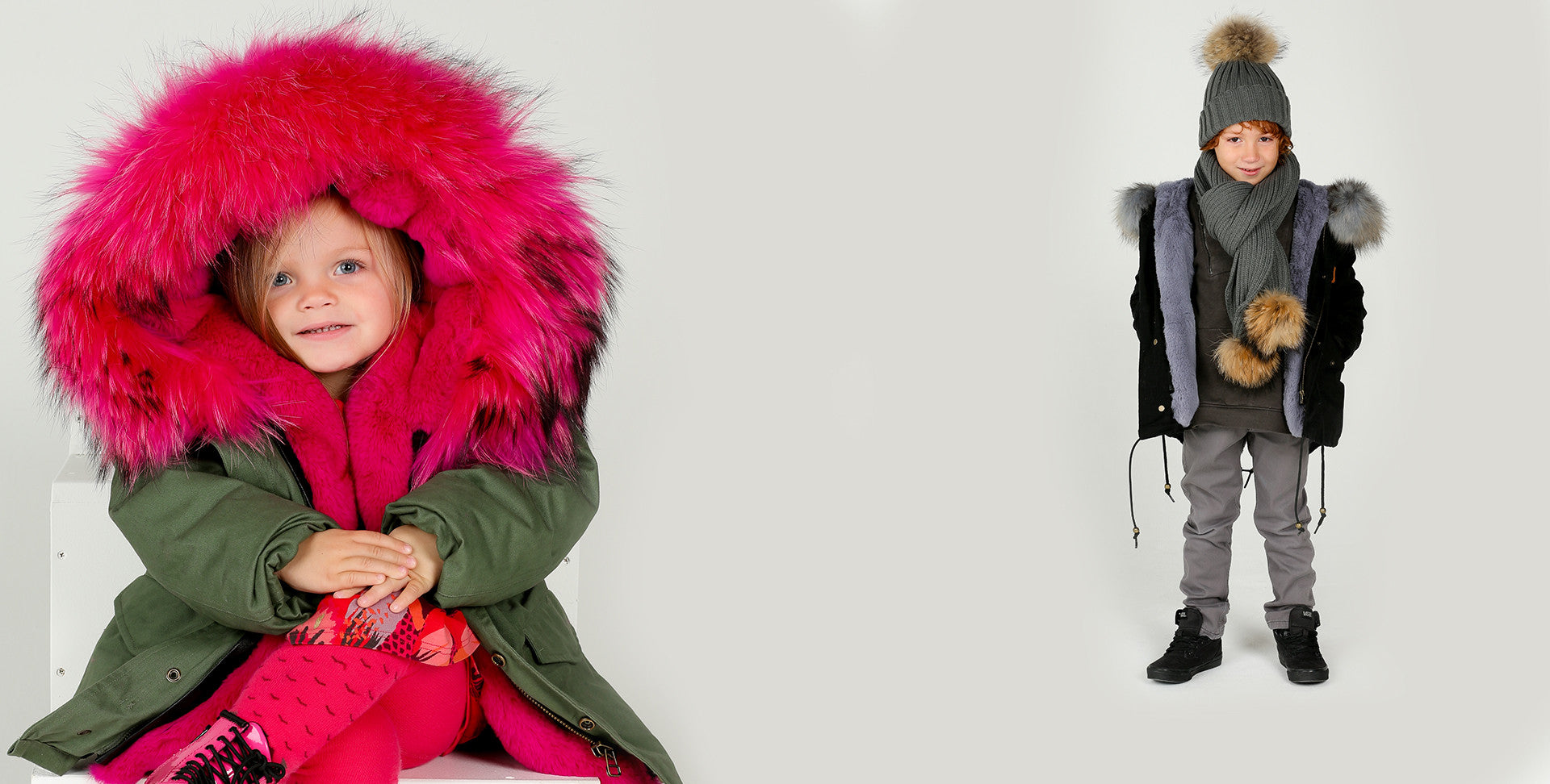 COAT & PARKA COLLECTION