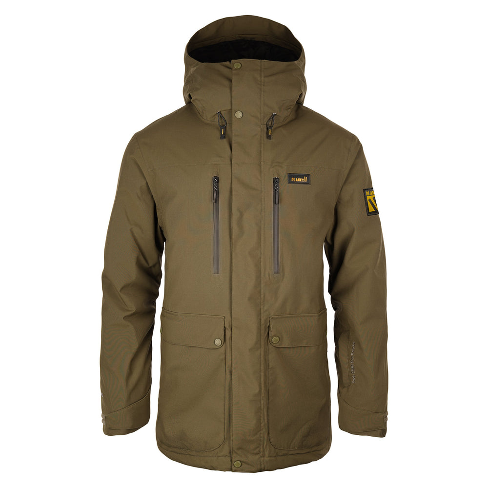 Men's Good Times Insulated Jacket - James 'Woodsy' Woods Signature Series