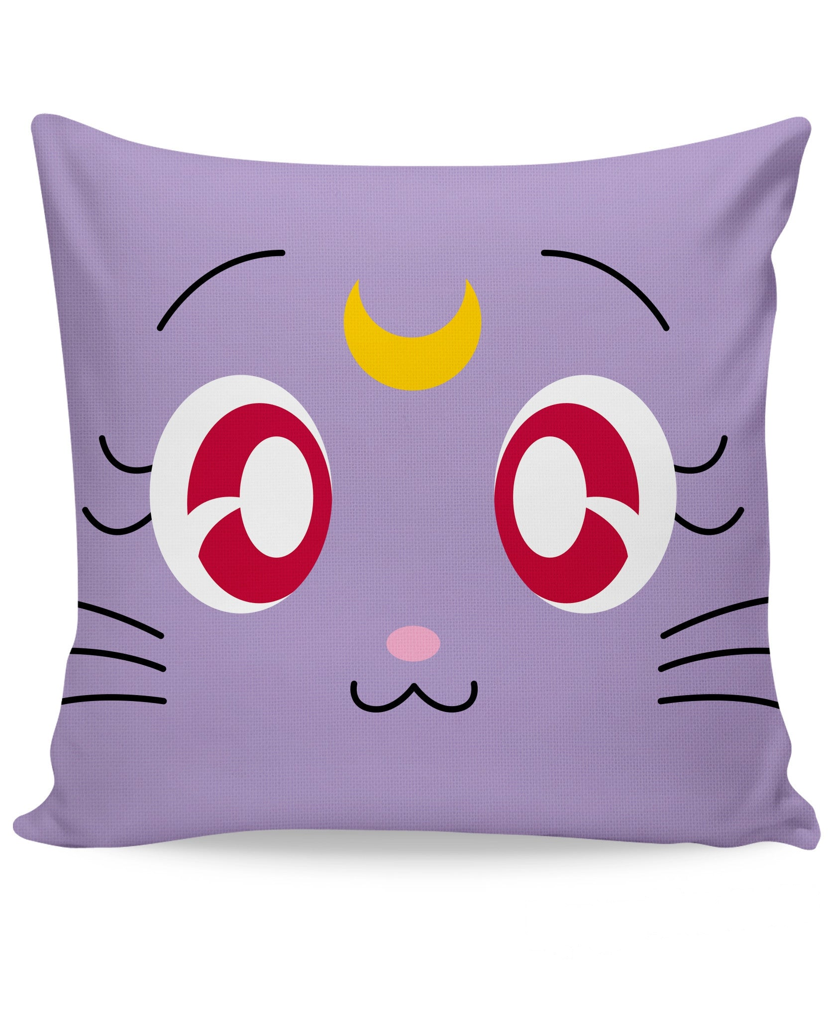 Sailor Moon Diana All-Over Print Couch Pillow - Love Kitty Cat