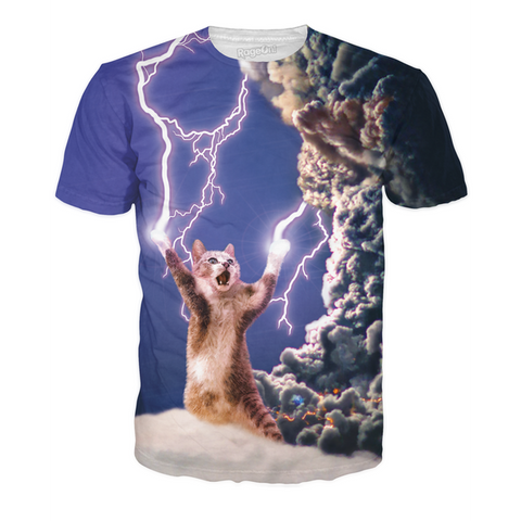 Thundercat All-Over Print Shirt - Love Kitty Cat