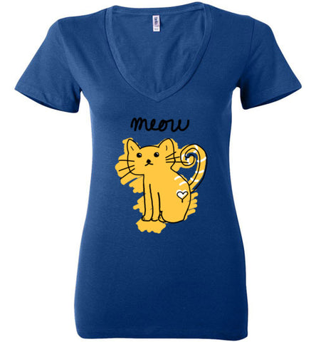 Cat Sleeping On The Moon T-Shirt - Our Exclusive Design - Love Kitty Cat