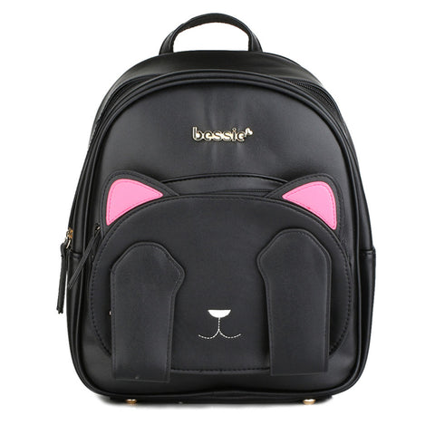 Peek-Cat-Boo Backpack - Love Kitty Cat