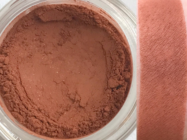 APPLE BUTTER- All Natural, Vegan Friendly Eyeshadow and Eyeliner Makeup