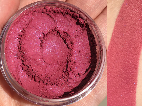 BELLA Mineral Blush Makeup-  All Natural, Vegan Friendly Cosmetics