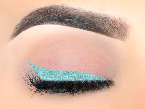 EMERALD Liquid Eyeliner- All Natural. Vegan Friendly.