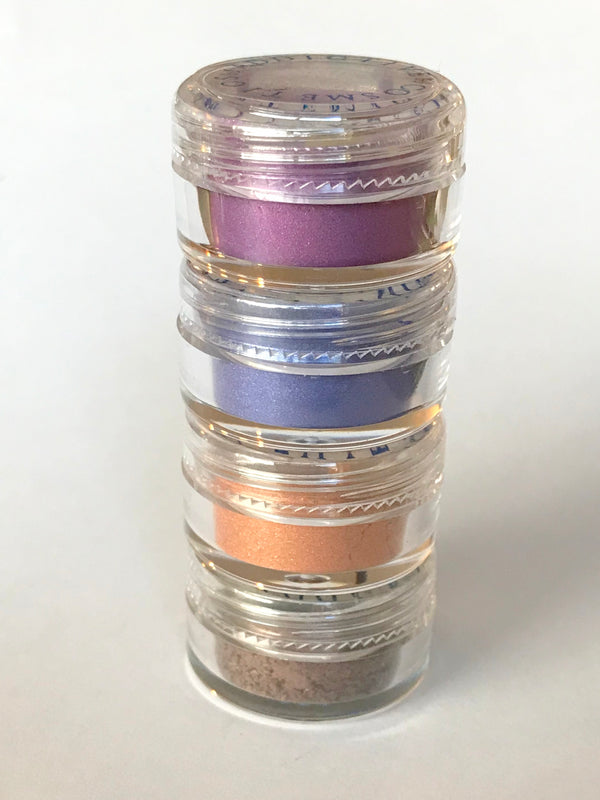 EVER AFTER- Get this look Mineral Eyeshadow Quad- All Natural, Vegan Friendly