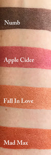 FALL IN LOVE- All Natural, Vegan Friendly Eyeshadow and Eyeliner Makeup