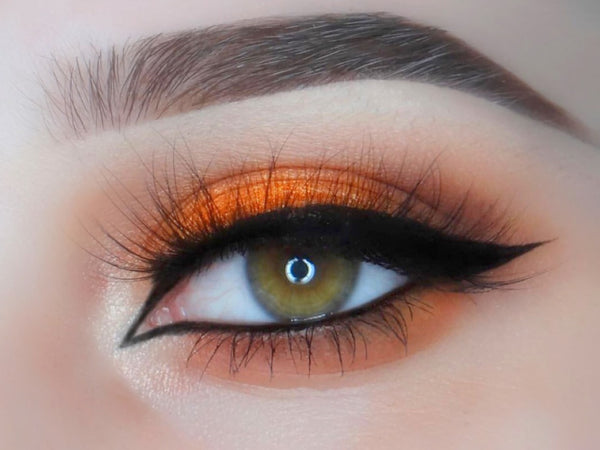 STUNNER- GET THIS LOOK! All Natural Eyeshadow and Eyeliner Makeup. Vegan