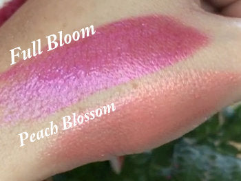 PEACH BLOSSOM All Natural Liquid Lipstick- Vegan Friendly