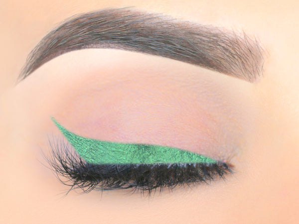 GET OFF THE GRASS Liquid Eyeliner- All Natural. Vegan Friendly.