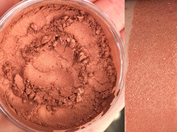 HIPSTER Mineral Bronzing Blush- Vegan Friendly