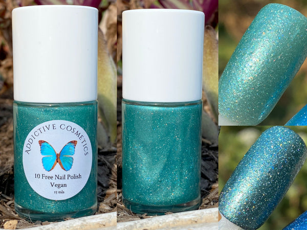 JETSAM- 10 Free Nail Polish- Vegan Friendly, Cruelty Free